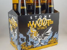 Stone WootStout 6pk 12oz Can