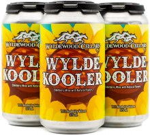 Wyldewood Celars Wylde Kooler  4pk 375ml Can