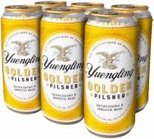 Yuengling Golden Pilsner 6pk 16oz Can