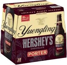 Yuengling Hersheys Chocolate Porter 12pk 12oz Btl