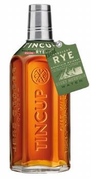 Tin Cup Rye Whiskey 750ml