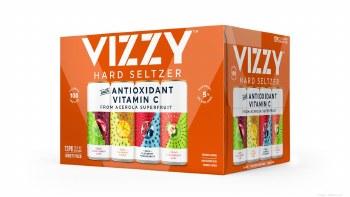 Vizzy Hard Seltzer Variety Pack 12pk 12oz Can