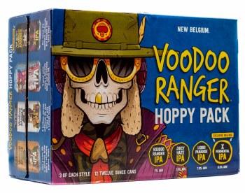New Belgium Voodoo Ranger Hoppy Pack 12pk 12oz Can