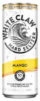 White Claw Mango Hard Seltzer 19oz
