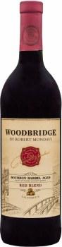 Woodbridge Bourbon Barrel Aged Red Blend 750ml