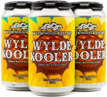 Wyldewood Celars Wylde Kooler  4pk 375ml Can