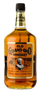 Old Grand-Dad 80 Whiskey 1.75L