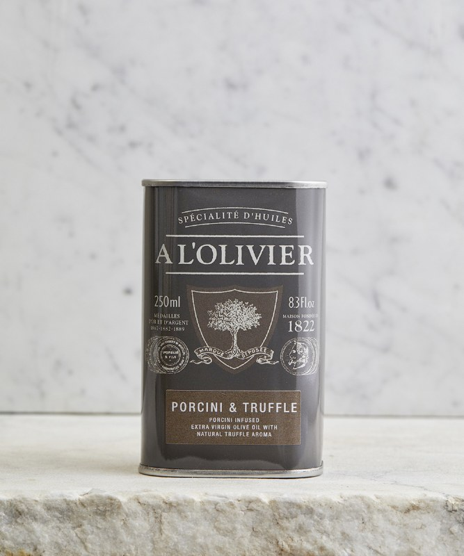 A L'Olivier Porcini & Truffle Olive Oil, 250ml