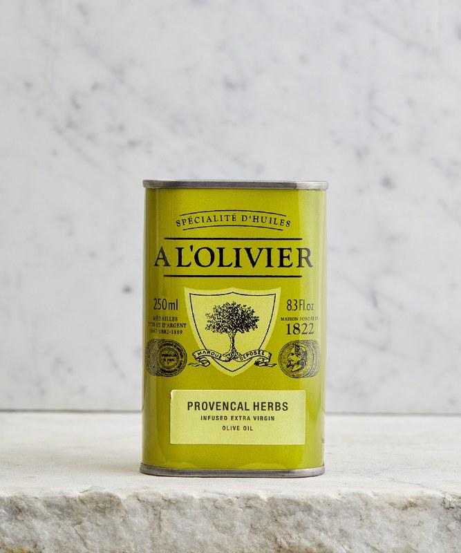 A L'Olivier Provencal Herbs Olive Oil , 250ml