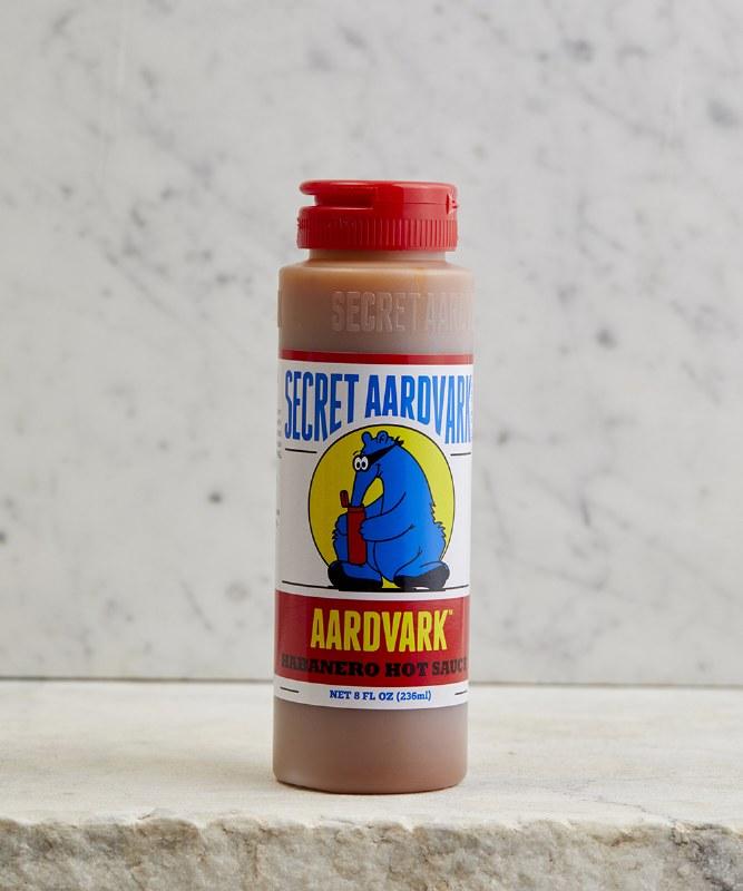 Aardvark Habanero Hot Sauce, 8oz