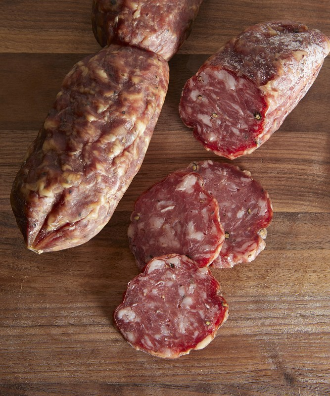 Alps Provision Mild Sopressata, Whole