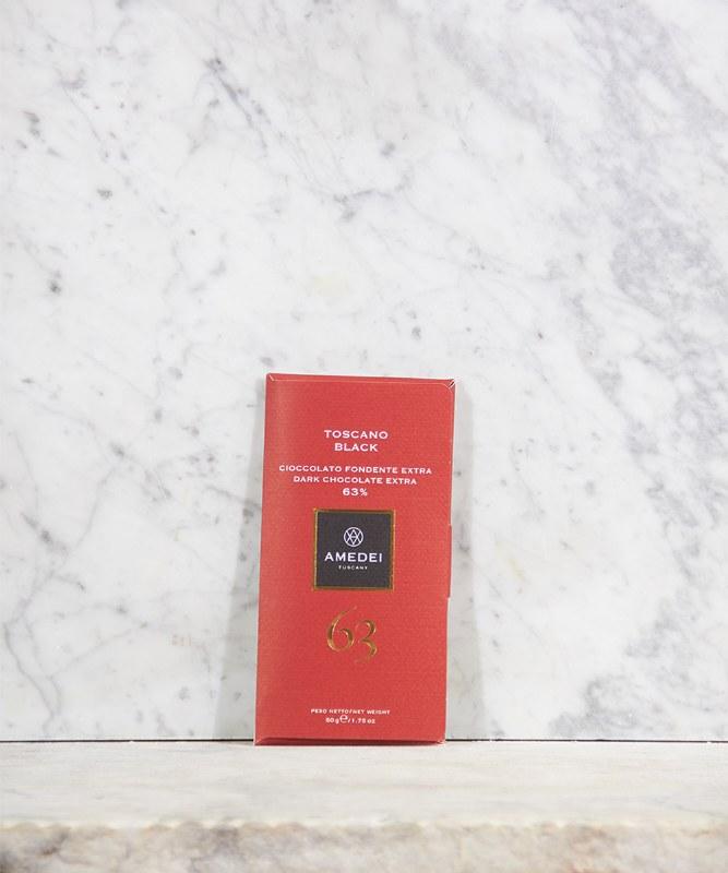 Amedei 63% Dark Chocolate