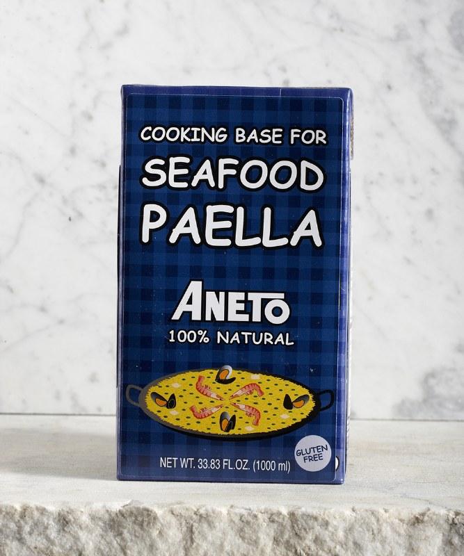 Aneto Seafood Paella Base, 1L