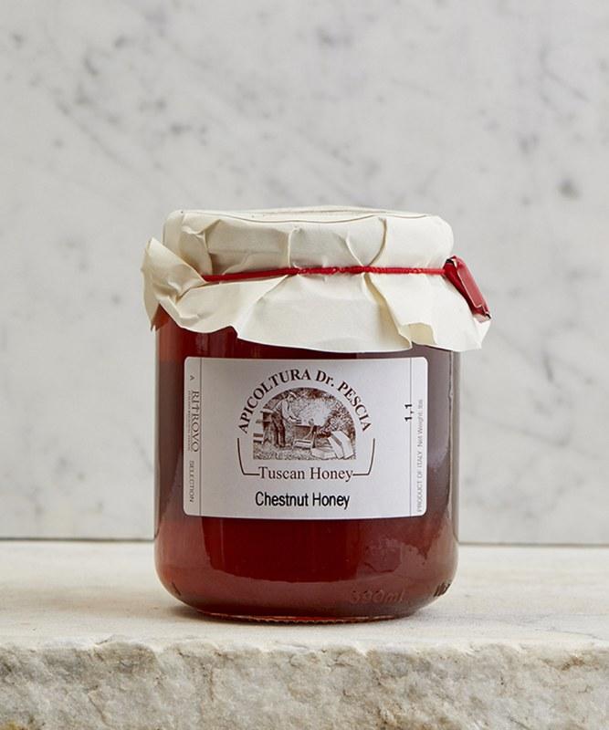 Apicoltura Dr. Pescia Chestnut Honey, 500g