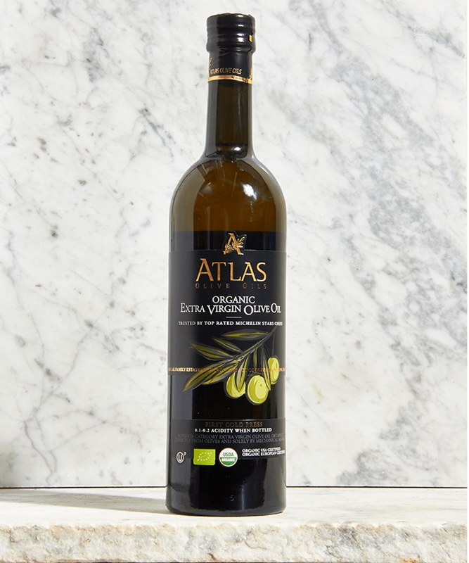 Atlas Organic EVOO, 750ml