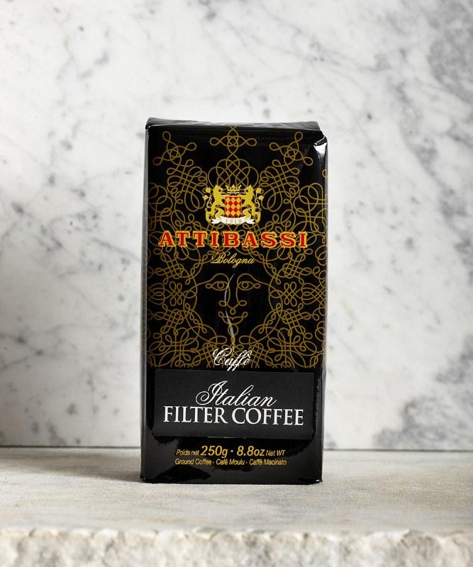 Attibassi Italian Filter Coffee, 250g