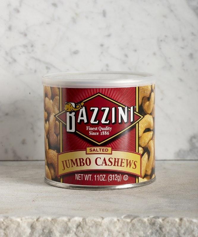 Bazzini Jumbo Salted Cashews, 11oz