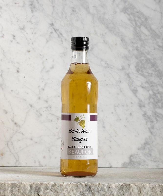 Beaufor White Wine Vinegar, 500ml