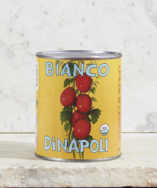 Bianco di Napoli Whole Peeled Tomatoes, 28oz