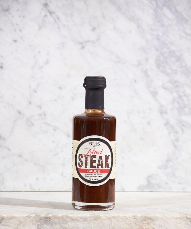 BLiS Barrel Aged Steak Sauce, 250ml