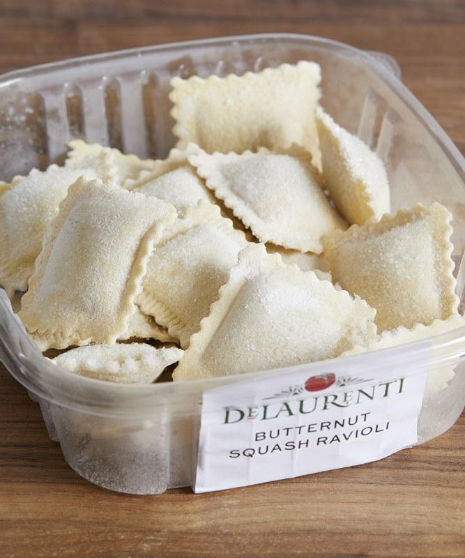 DeLaurenti Butternut Squash Ravioli, 8oz