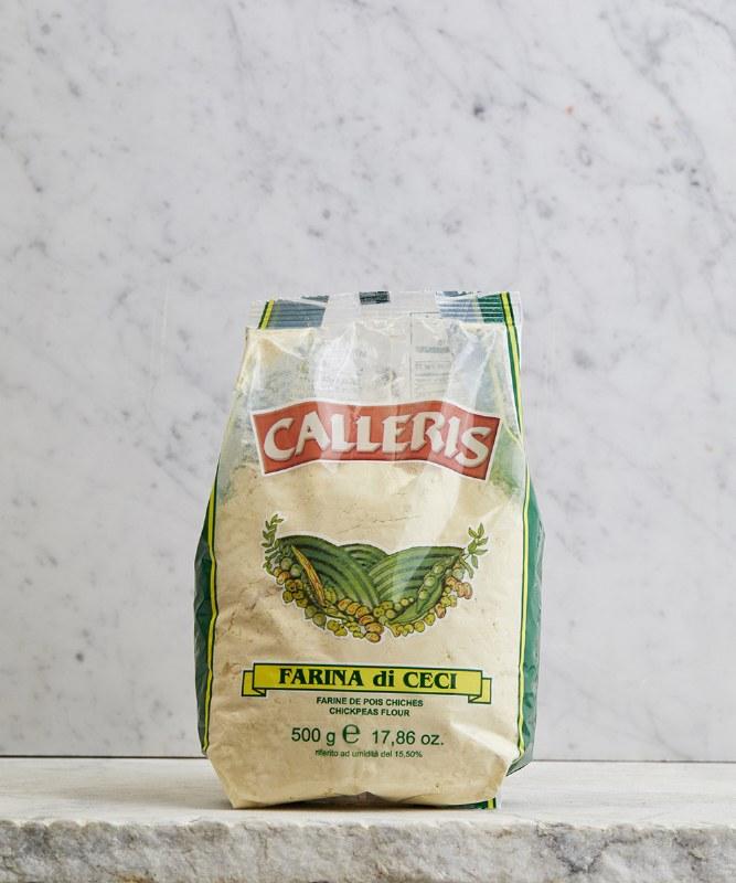 Calleris Garbanzo Bean Flour, 500g