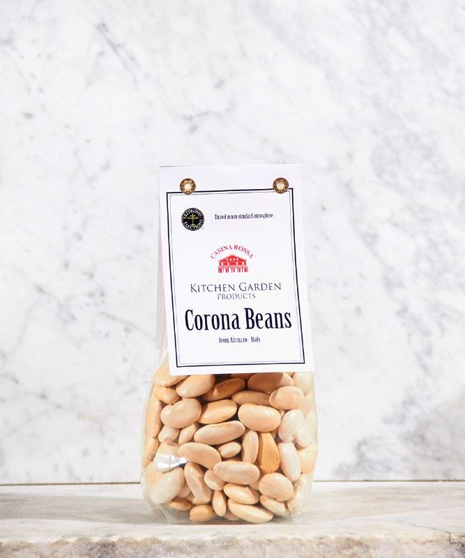 Casina Rossa Corona Beans, 16oz