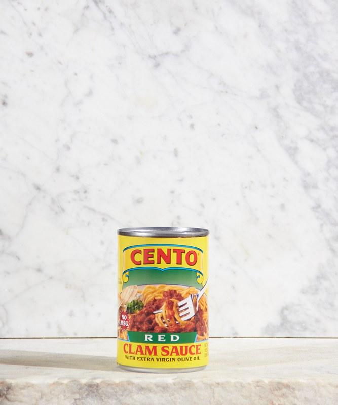 Cento Red Clam Sauce, 10.5oz