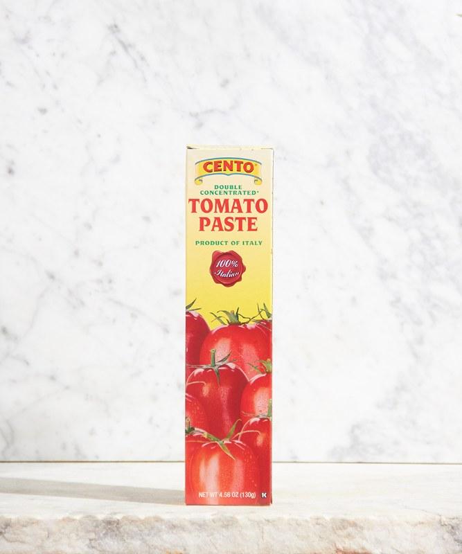 Cento Double Concentrate Tomato Paste, 130g