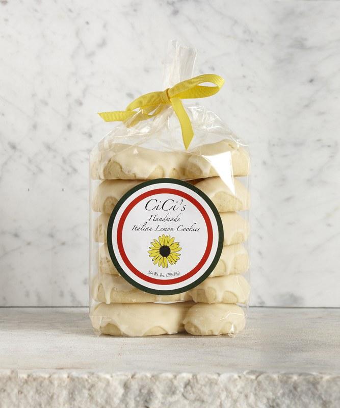 CiCi's Italian Lemon Cookies, 8oz