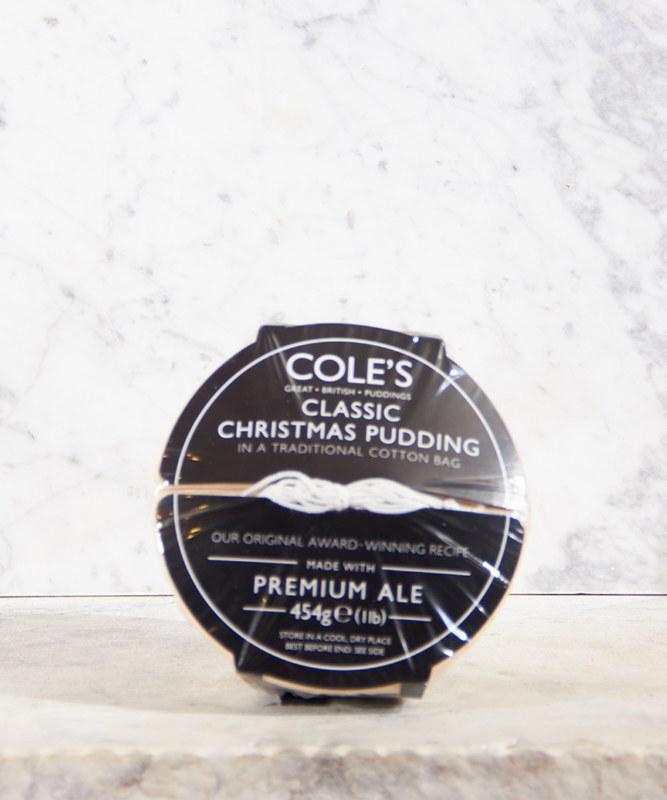 Cole's Christmas Pudding, 454g