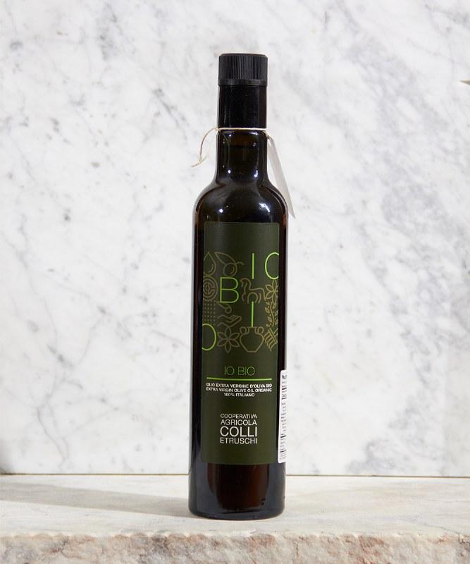 Colli Estruschi Organic EVOO, 500ml