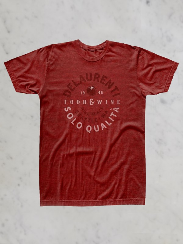 DeLaurenti Solo Qualita T-Shirt