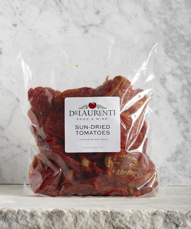 DeLaurenti Sundried Tomatoes, 16oz