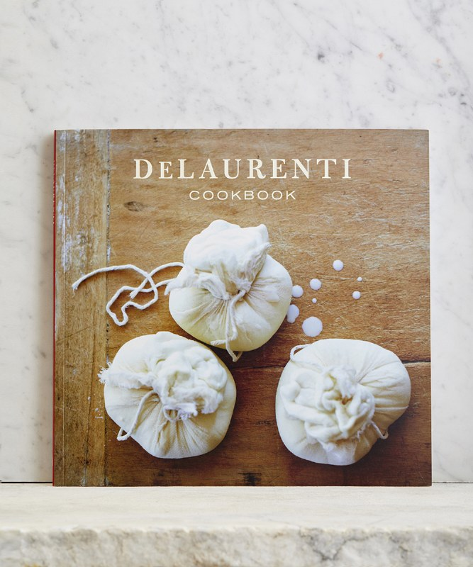 DeLaurenti Cookbook