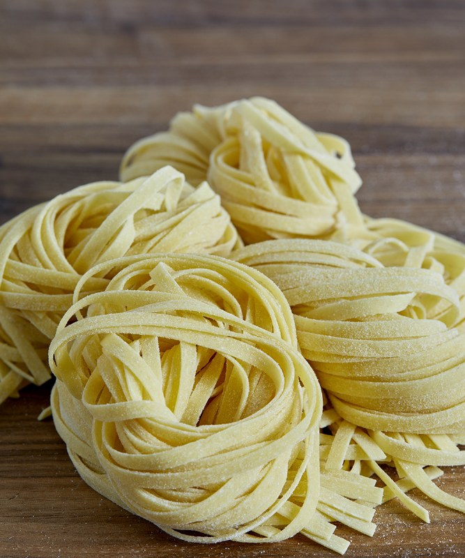 DeLaurenti Fresh Egg Linguine
