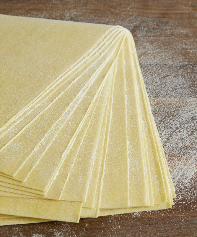 DeLaurenti Fresh Egg Pasta Sheets