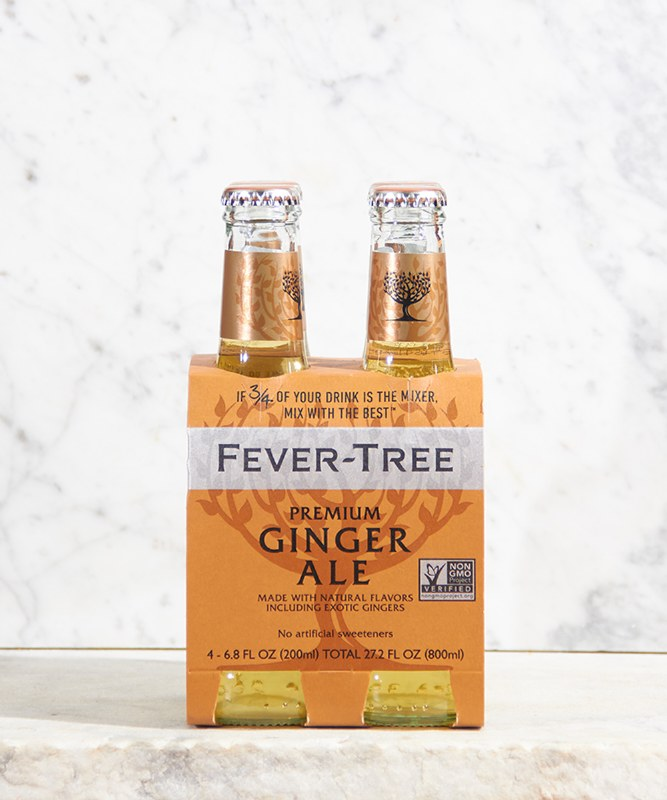 Fever Tree Ginger Ale, 4/200ml