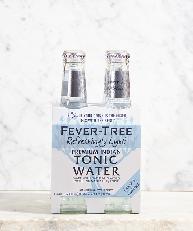 Fever Tree Light Tonic, 4/200ml