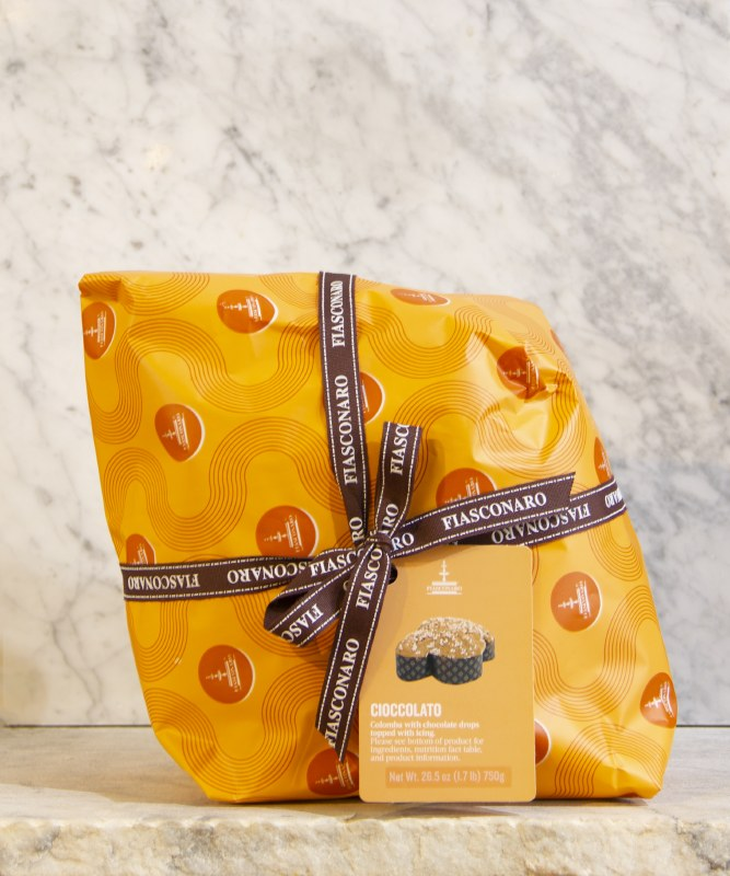 Fiasconaro Chocolate Columba, 750g