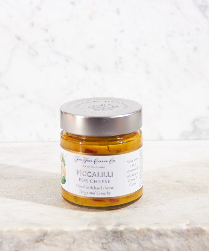 The Fine Cheese Co. Piccalilli, 240g