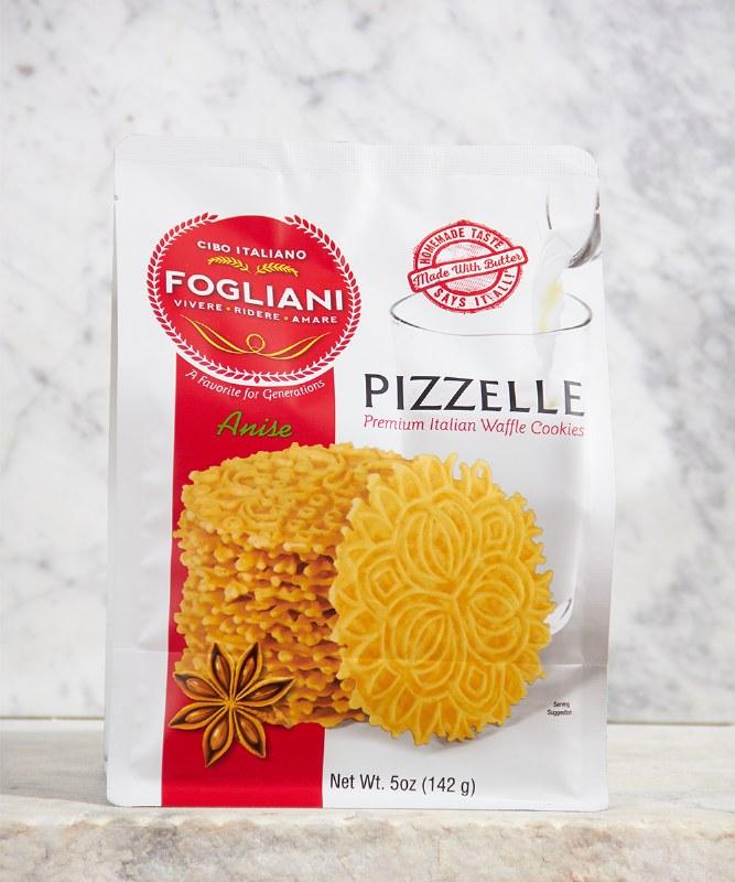 Fogliani Anise Pizzelle, 5oz