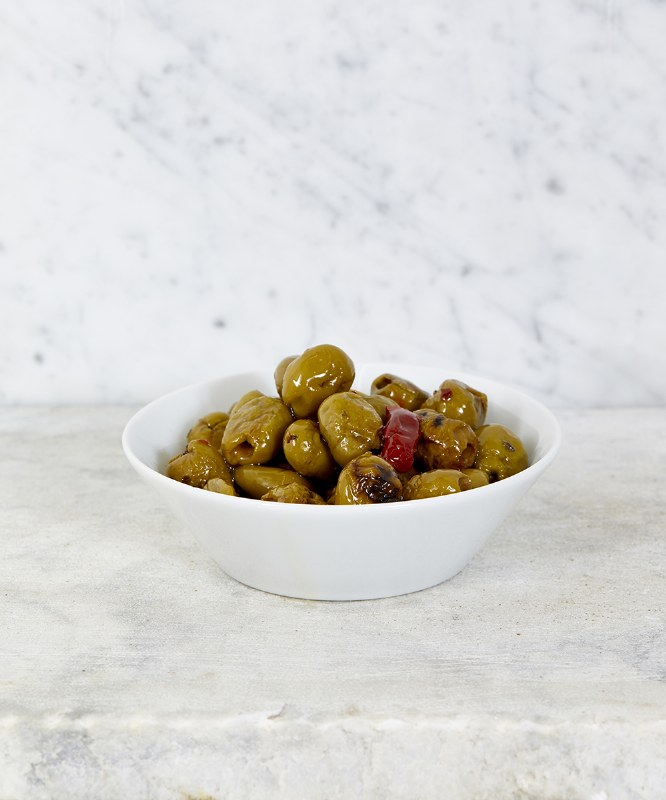 Castellino Grilled Olives