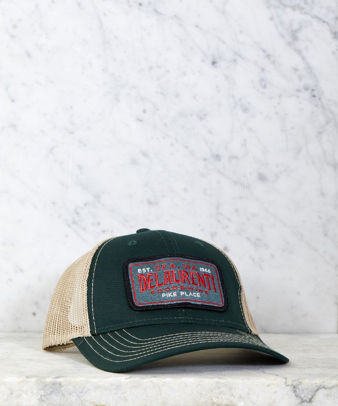 DeLaurenti Bent Brim Hat
