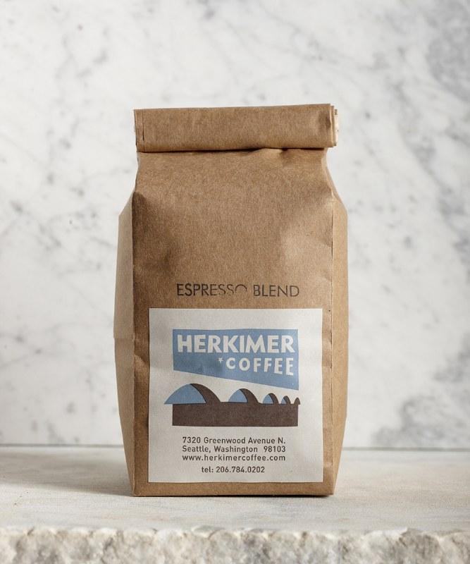 Herkimer Espresso Blend, 12oz