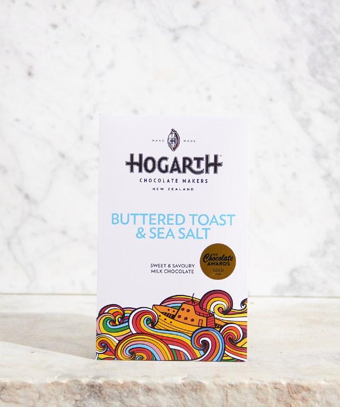 Hogarth Butter Toast Bar, 70g