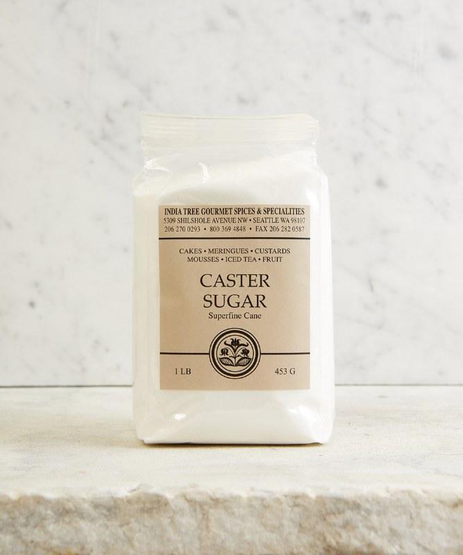 India Tree Caster Sugar, 16oz
