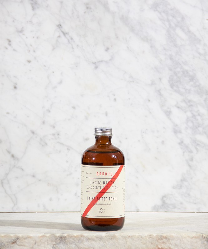 Jack Rudy Cocktail Co. Extra Bitter Tonic, 8oz