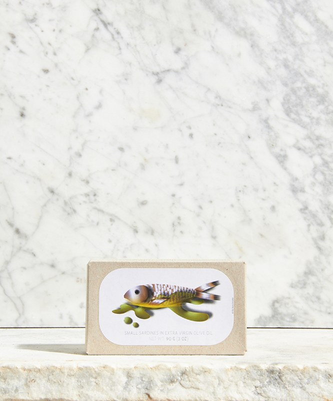Jose Gourment Small Sardines in EVOO, 125g