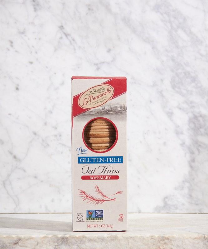 La Panzanella Gluten-Free Rosemary Oat Thins, 5oz